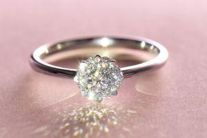 钻石小鸟钻石戒指牢固吗?有没有好看的推荐?-1