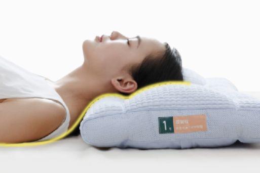 菠萝斑马颈乐枕使用前需要清洗嘛?里面是什么材质?-1