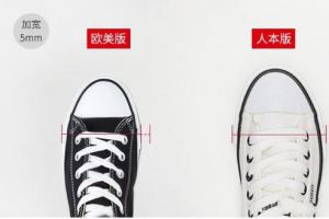 500块钱的帆布鞋跟50块钱的帆布鞋到底有什么区别?-3