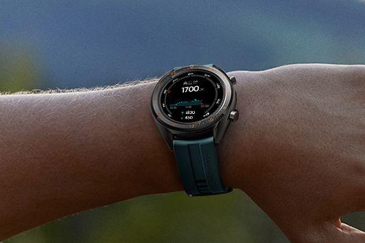 华为watch gt售价多少?华为watch gt智能手表可以连接微信吗?-1