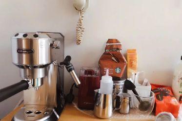 德龙半自动咖啡机评测?值得入手吗?-1
