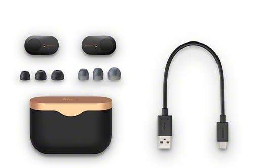Sony WF-1000XM3 真无线降噪耳机官网开售!-3