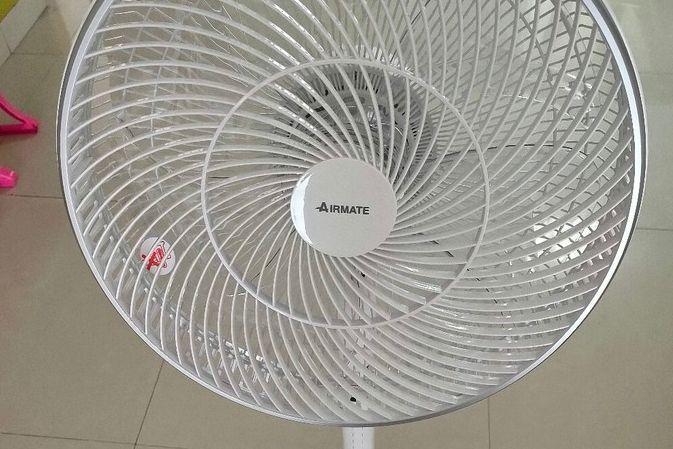 艾美特风扇好吗?艾美特FS35116R风扇有32挡风?-1