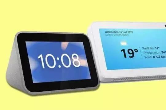 Echo Show 5 对比联想智能时钟 哪款更适合你的卧室-1
