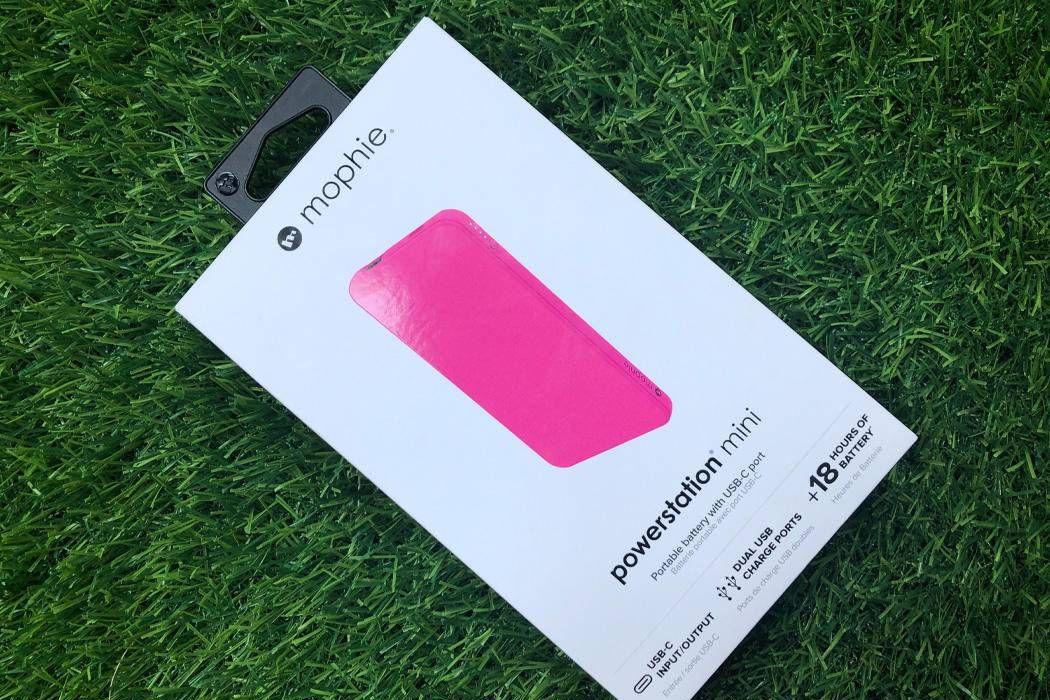 苹果合作品牌-mophie 之日常5000mAh充电宝-1