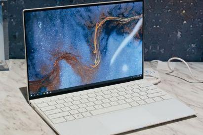 戴尔2020款XPS 13笔记本正式发布:全面屏设计-1