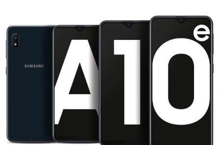 三星将在韩国推出Galaxy A10e手机:搭载Exynos 7884-1