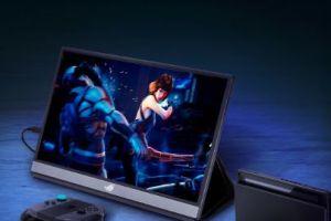 华硕发布 ROG Strix XG17AHPE 17.3英寸顶级游戏屏-1