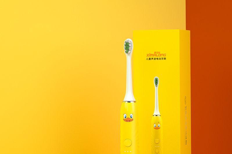 """西马龙声波电动牙刷""""2分钟微洗牙运动""""-1"""