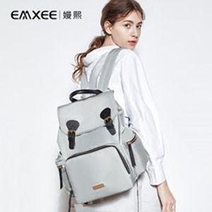 李佳琦推荐嫚熙妈咪包2020新款时尚多功能大容量轻便母婴包双肩