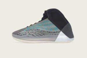 adidas Originals「YZY QNTM Sea Teal」鞋款即将发售-1