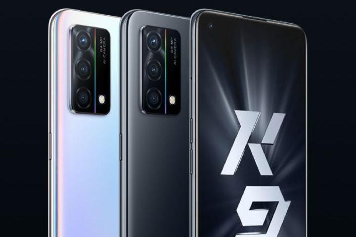 OPPO K9手机正式发布:搭载骁龙768G与65W闪充,首发1899元起-1