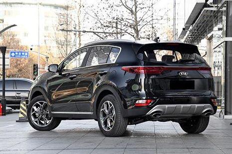 2021款起亚KX5正式上市 售价16.28-19.18万元-2