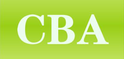 CBA品牌标志LOGO