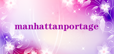manhattanportage潮牌双肩包