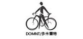 domnt双人自行车