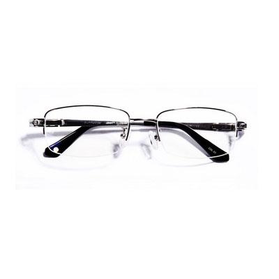 半框眼镜架