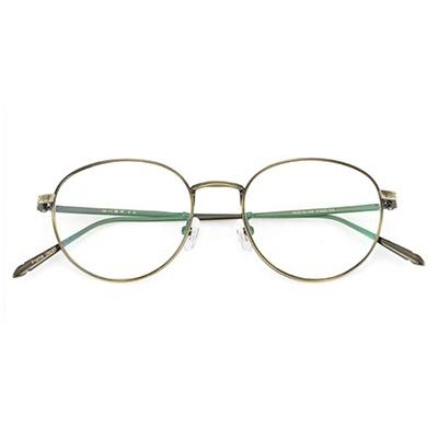 纯钛眼镜架