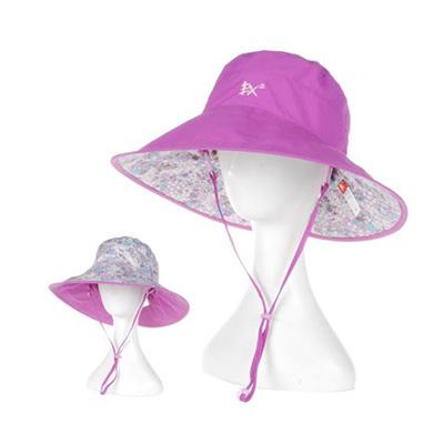 可折叠太阳帽