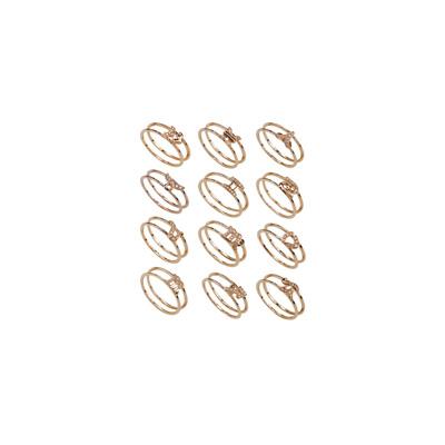 十二星座戒指