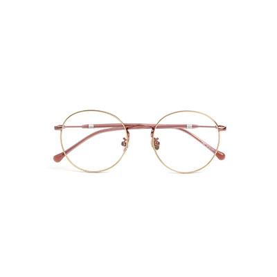 文艺眼镜框