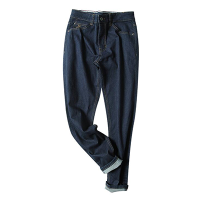 小脚牛仔裤