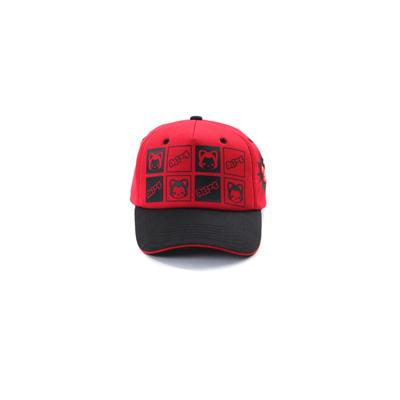 嘻哈鸭舌帽