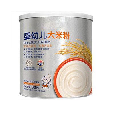 婴儿米粉哪个牌子好_2020婴儿米粉十大品牌-百强网